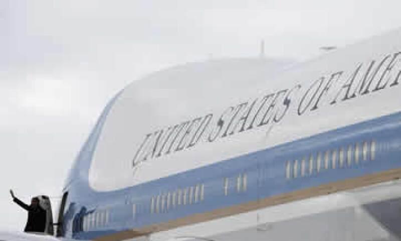 Obama llegará a México poco después del mediodía. (Foto: Reuters)