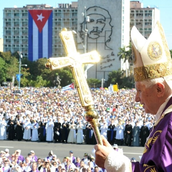 Benedicto XVI papado 3