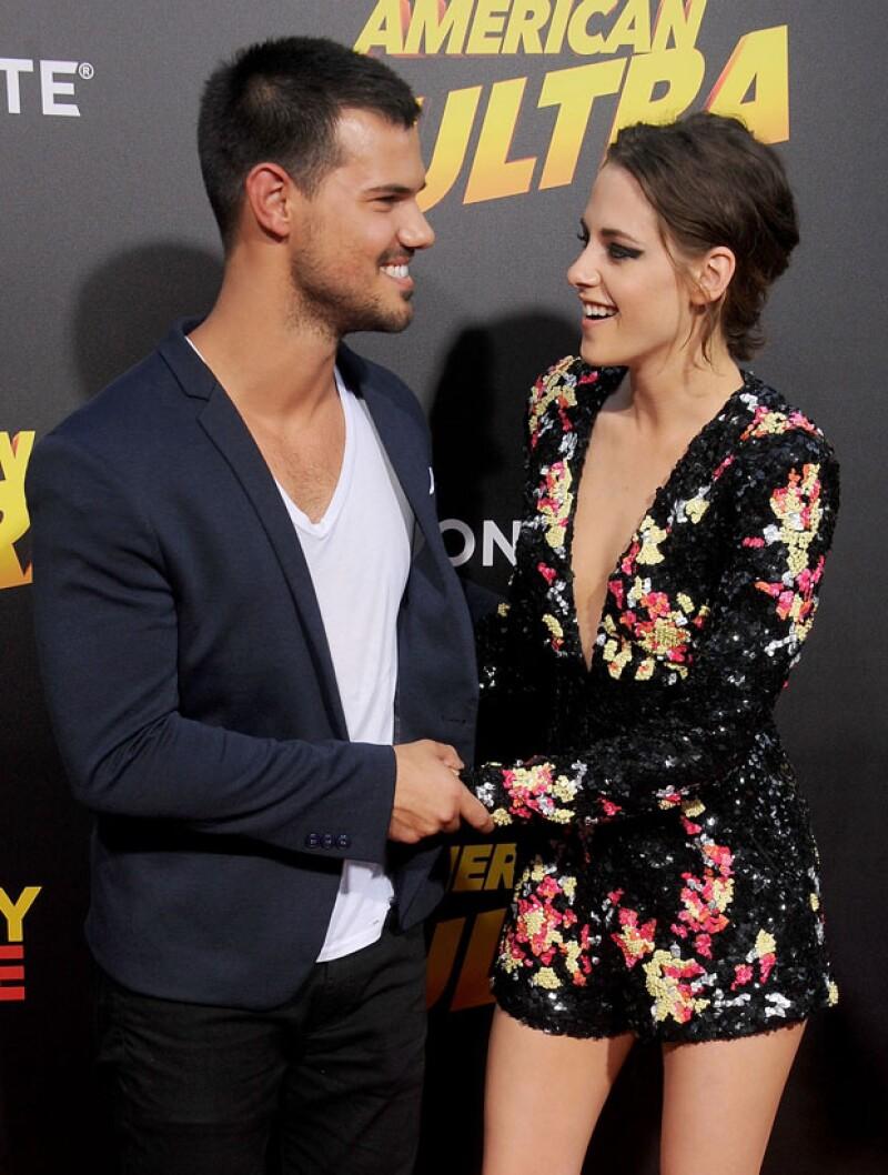 Los dos mantienen una amistad aún después de que su última película juntos fue hace tres años.