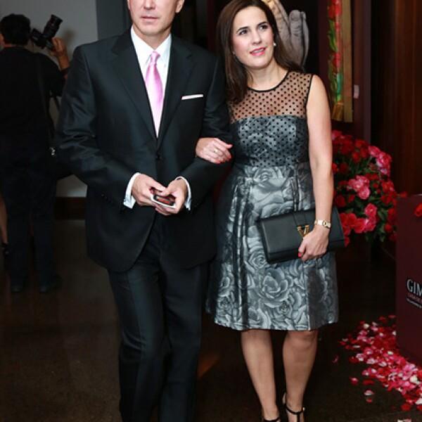Manuel SanMiguel y Alicia Torres de SanMiguel