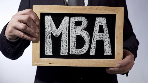 MBA ejecutivo.