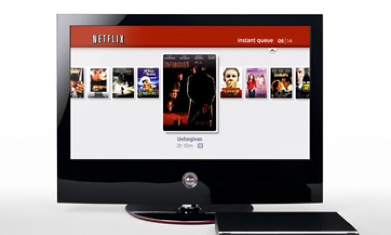 Netflix sumó un millón de suscriptores de su servicio streaming en sus mercados fuera de Estados Unidos. (Foto: AP)
