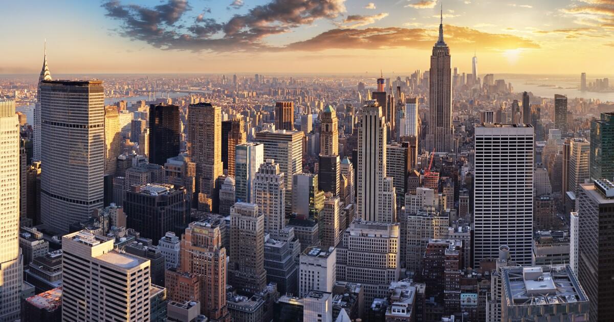 Quién fue Jaquelin Taylor Robertson, el arquitecto de Nueva York
