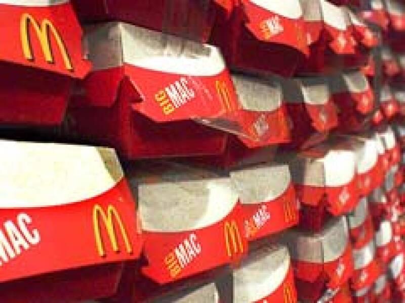 Índice Big Mac, realizado por la revista británica The Economist (Foto: Archivo)