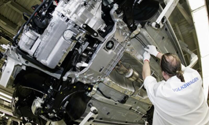 El acuerdo entre Suzuki y la italiana Fiat sobre motores diesel fue calificado por Volkswagen como una infracción contractual. (Foto: AP)