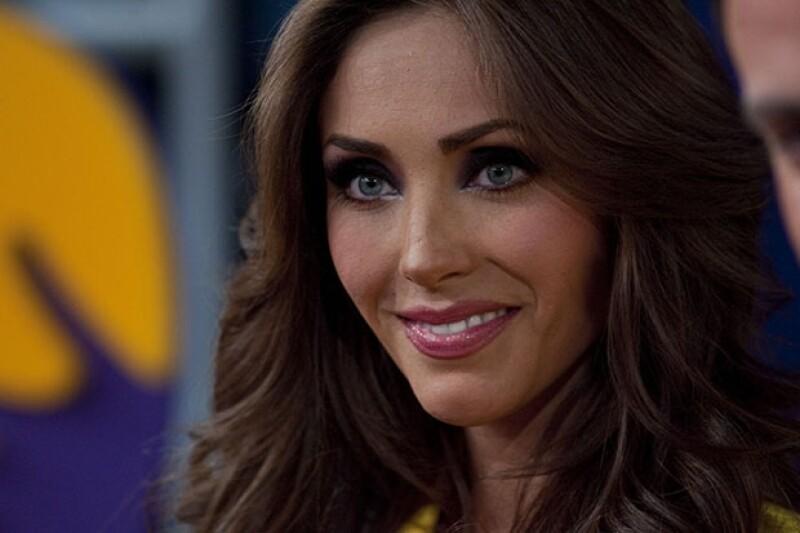 La actriz y cantante manifestó sentirse muy interesada por hacer labor social.
