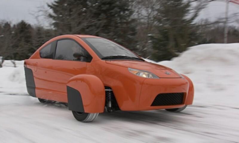 Su motor de 70 caballos de fuerza alcanza 160 kilómetros por hora en 9.6 segundos. (Fotos: Cortesía www.eliomotors.com)