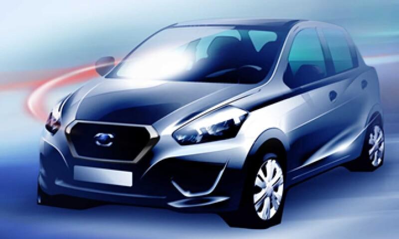 El nuevo Datsun ofrecerá una experiencia cautivadora, según Nissan.   (Foto: Cortesía Nissan)
