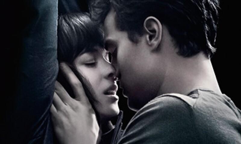 La película basada en el libro de E.L. James se estrenará el día de San Valentín. (Foto: Tomada de facebook.com/50sombrasdegreycolombia)