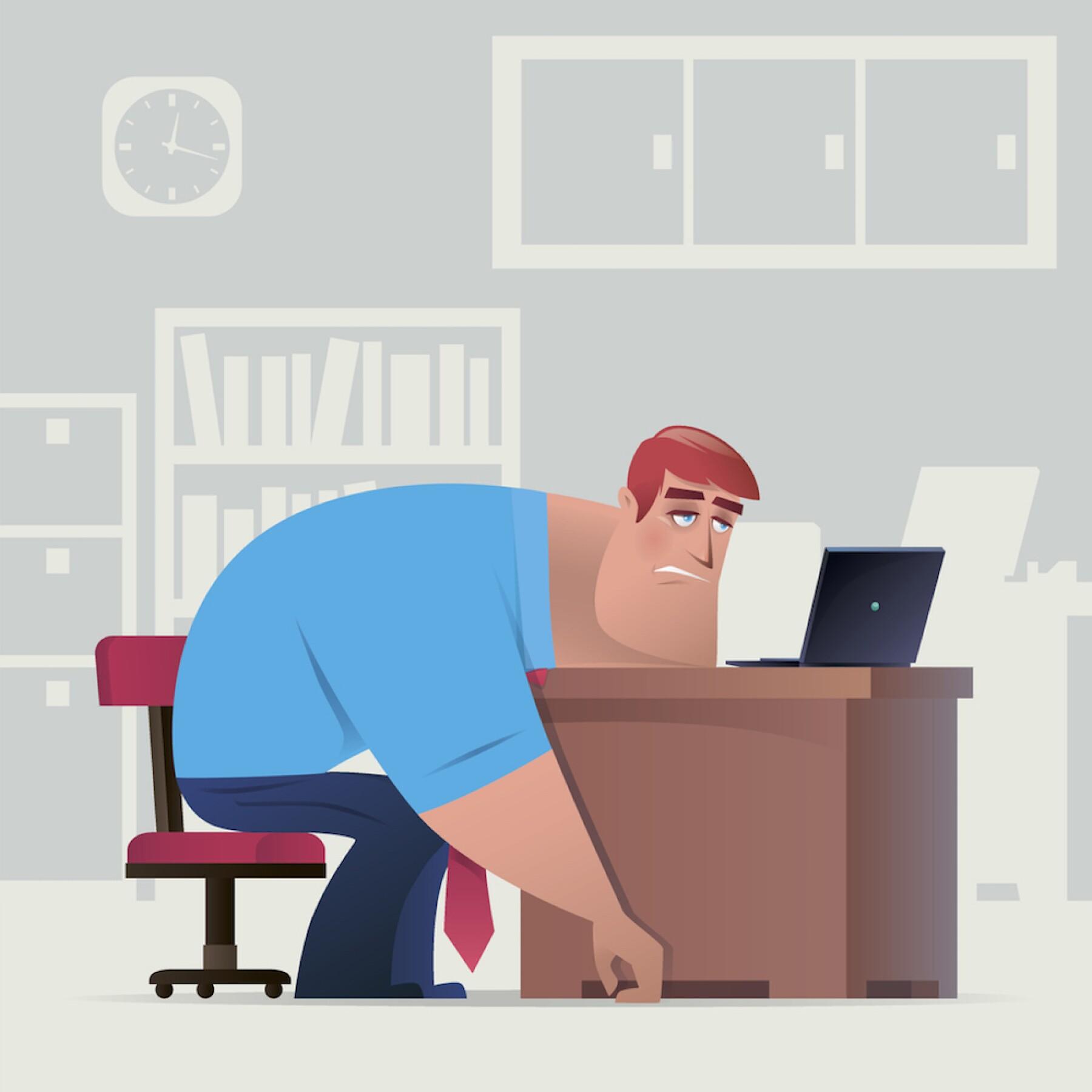 Mediocridad - mediocridad en la empresa - empresa mediocre - empleados mediocres - cultura laboral mediocre