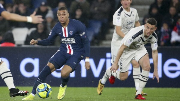 PARIS SG v BORDEAUX
