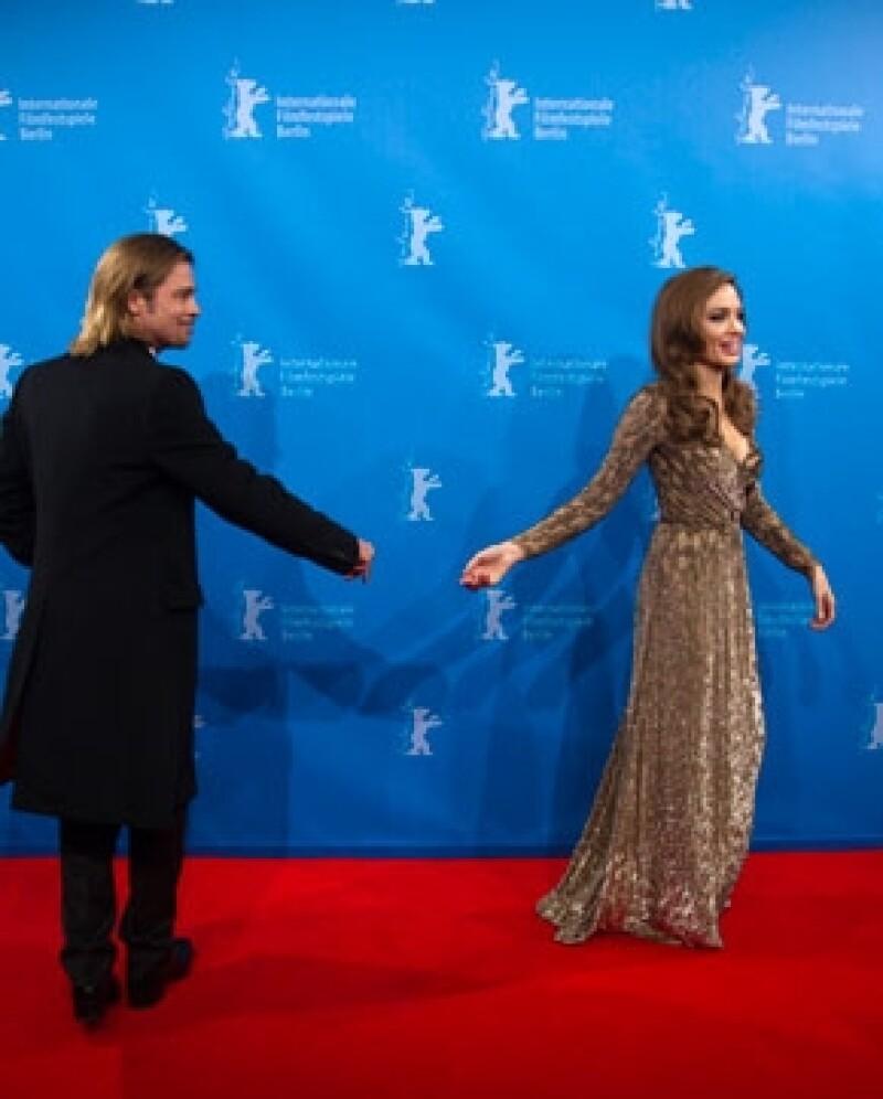 El alcalde de Tinseltown, Francia, aseguró que este sábado Brad Pitt y Angelina Jolie contraerán nupcias en su castillo.