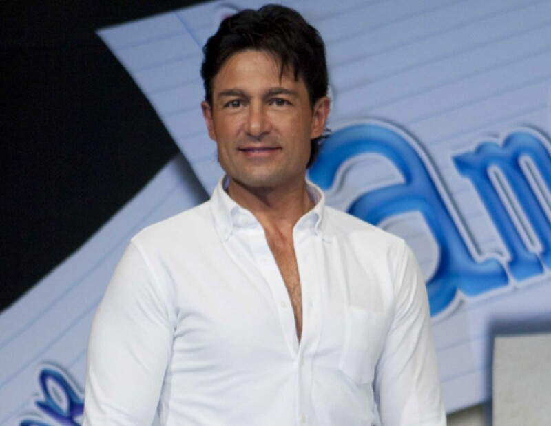 El actor mexicano se mostró entusiasmado de trabajar en la telenovela que iniciará grabaciones el 6 de agosto y que representará su regreso a la pantalla chica.
