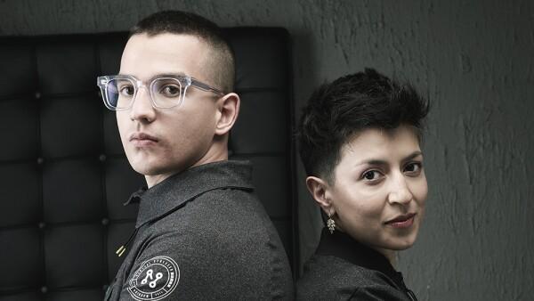 Antonio Perdigón y Lidia Franco