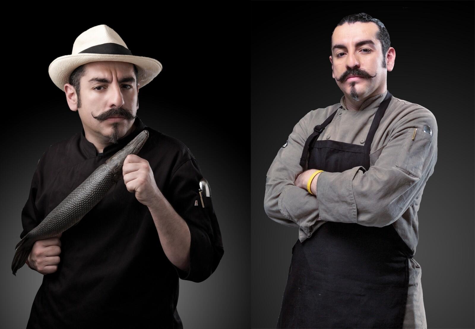 Aquiles, chef tabasqueño, es considerado uno de los mejores en México