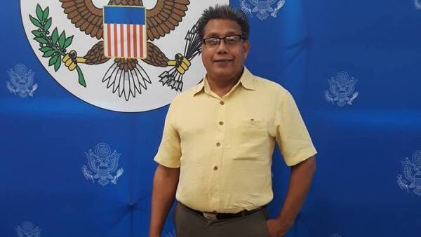 Sacerdote Aaron Mendez Ruiz