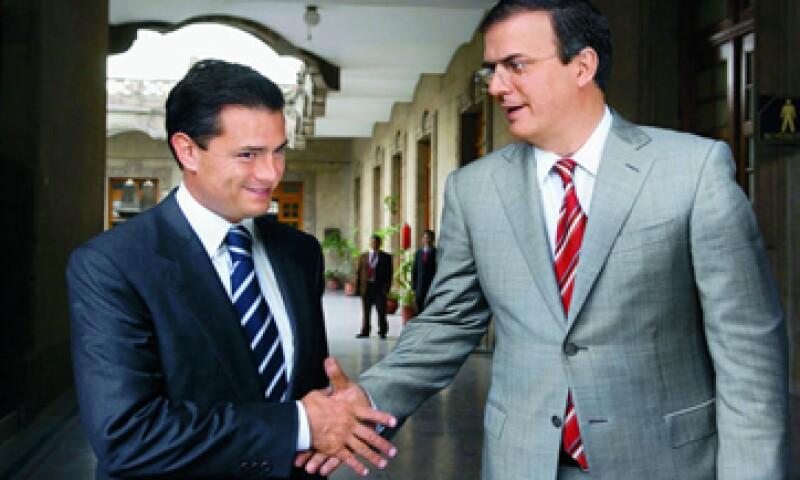 Las 10 obras más importantes de Enrique Peña Nieto y Marcelo Ebrard han sumado, en conjunto, más de 90,000 mdp. (Foto: Procesofoto)