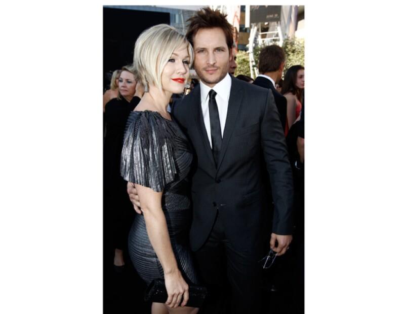 Los actores Jennie Garth y Peter Facinelli decidieron separarse después de 11 años de matrimonio y tres hijas; no especificaron las causas.