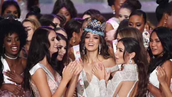 Esta es la primera vez que una mexicana se corona como Miss M