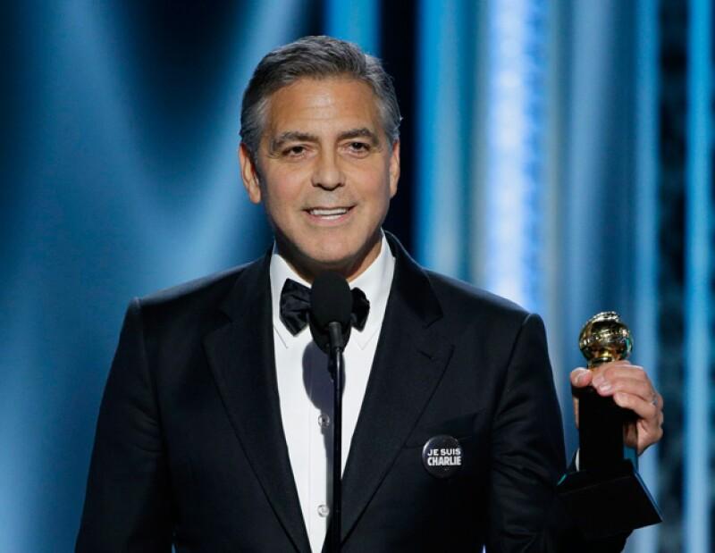 Tina Fey y Amy Poehler con una pedrada a Corea, George Clooney y su declaración de amor,  Michael Keaton llora en el escenario y más momentos memorables de la entrega número 72.