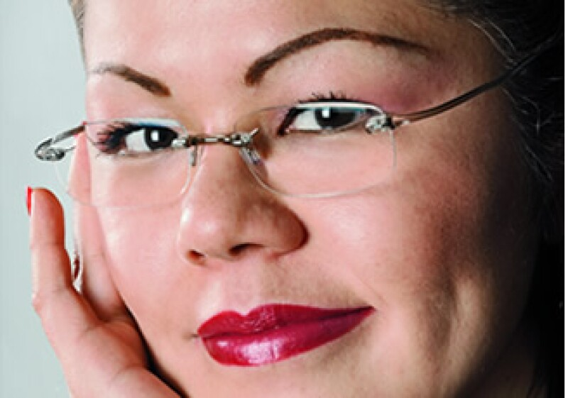 Celina Yamashiro es la escritora de la columa Expediente de Obra. (Foto: Patricia Aridjis)
