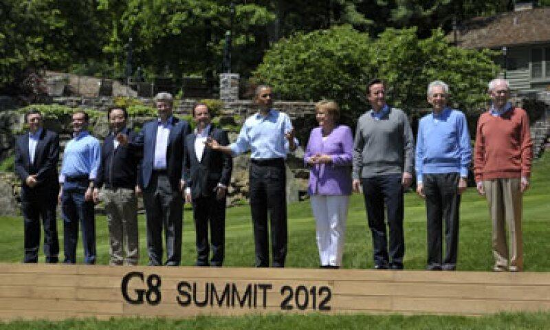 La crisis de deuda en Europa domina el encuentro de líderes en Estados Unidos. (Foto: Reuters)