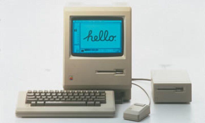 La primera Mac fue presentada en el Super Bowl de 1984 con un comercial dirigido por Ridley Scott.  (Foto:Cortesía Apple)