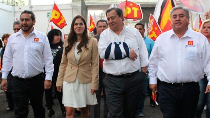 A unas horas del inicio de campañas en la entidad, Lizbeth Delgadillo solicitó permiso para ausentarse