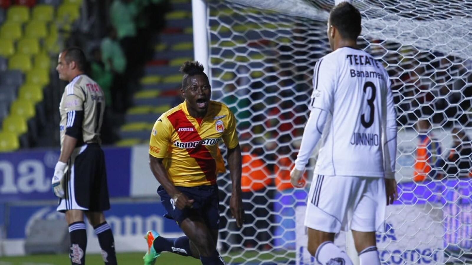 Morelia venció 2-0 a Tigres de la UANL