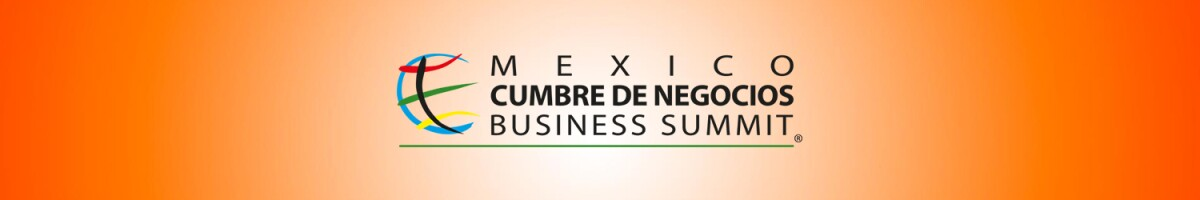 Mexico Business Summit / header desktop Home Expansión