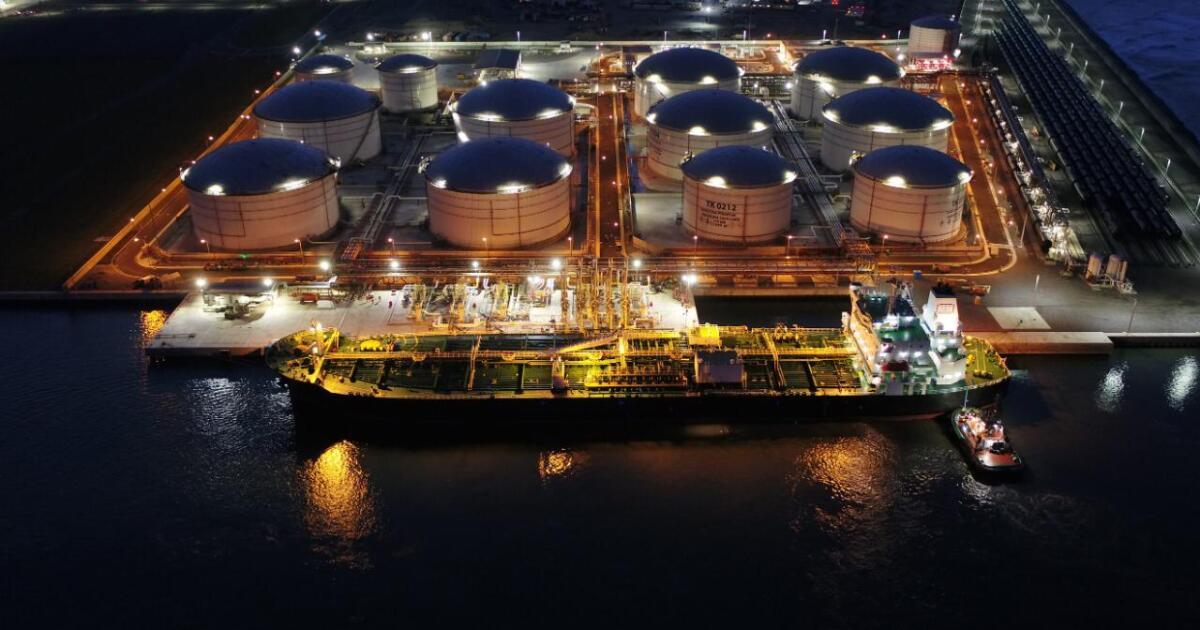 La estadounidense Valero quiere duplicar su importación de combustible en México