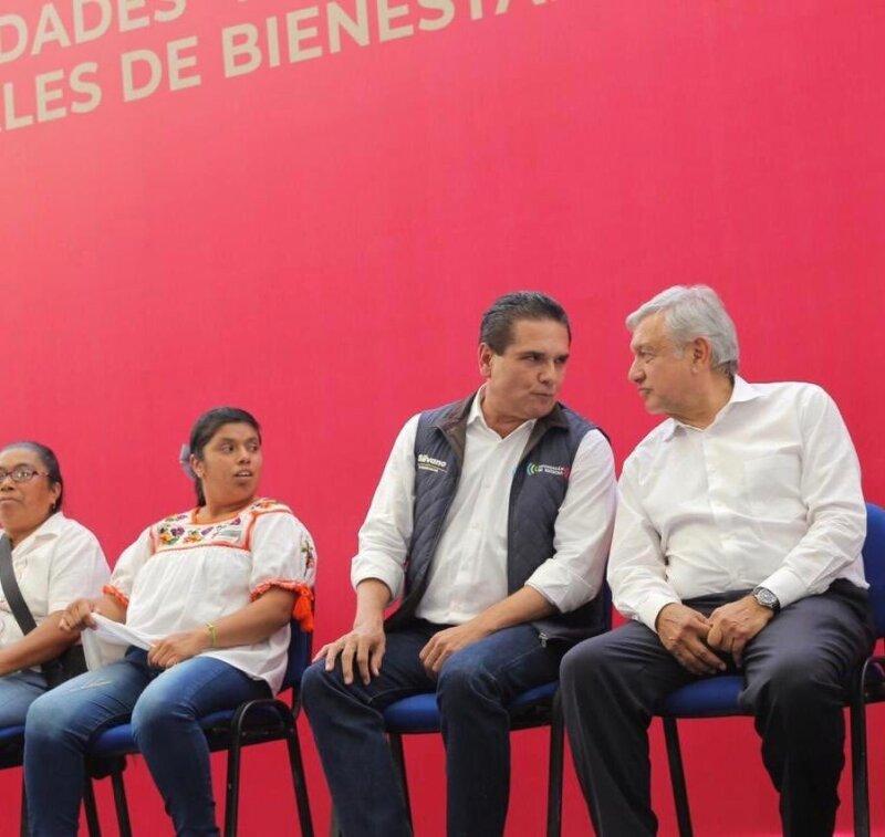 AMLO michoacán