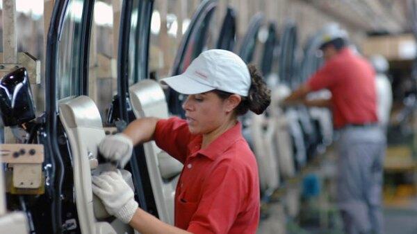 Este sector aprecia la destreza del g�nero femenino para el trabajo minucioso y repetitivo