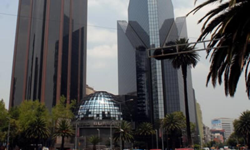 Después del anuncio de la Fed, la Bolsa mexicana llegó a caer hasta 1.99% aunque terminó al alza. (Foto: Notimex)