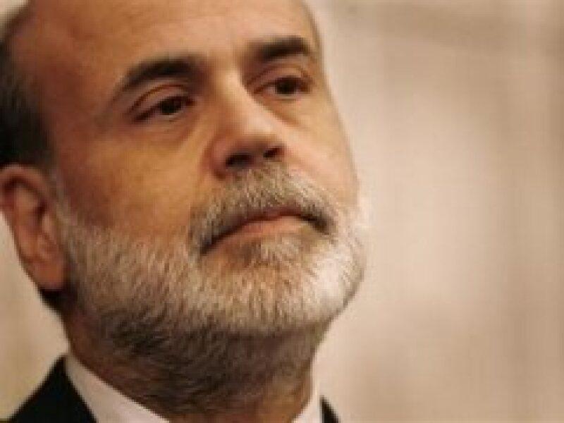 Bernanke ha declarado que por ahora la inflación no es un tema importante. (Foto: Archivo)