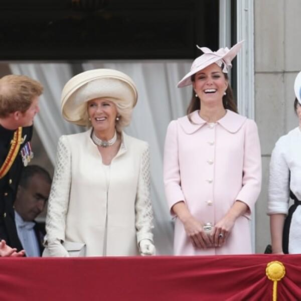 cumple de la reina Isabel II 7