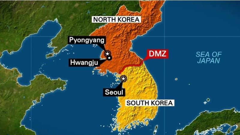 Resultado de imagen para Fotos de la península de Corea