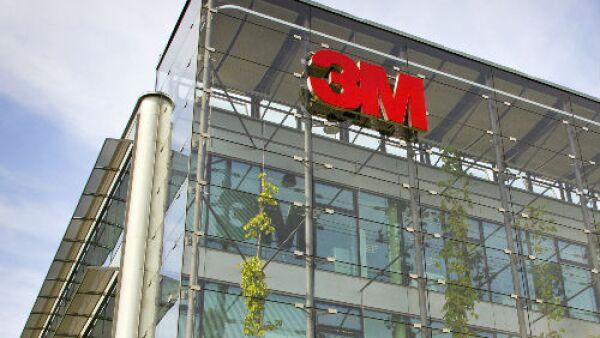 3M edificio con logo