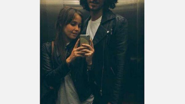 Rafael Cebrián, novio de Natasha, publicó una foto en Instagram que despertó comentarios entre los usuarios al ver que hacía referencia al ex de la actriz.