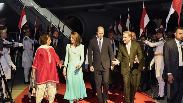 Kate Middleton y el príncipe William