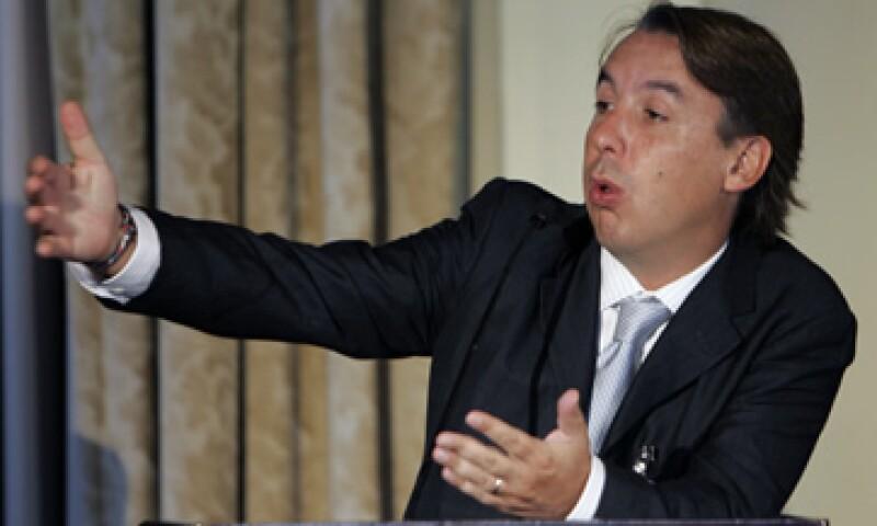 La CFC dijo que está en la espera de que se confirme si Emilio Azcárraga será copresidente de Grupo Iusacell. (Foto: AP)