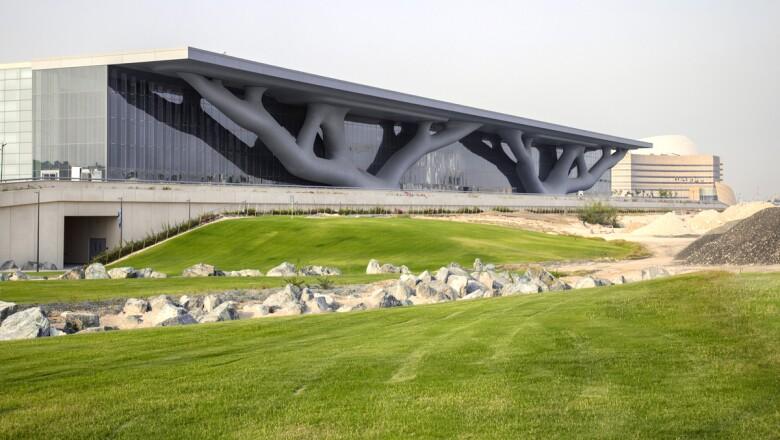 Qatar National Convention Center, Doha, Qatar (2011)