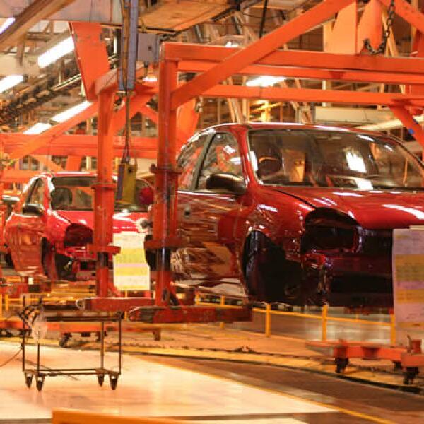 La planta de GM en Ramos Arizpe, Coahuila, inició la producción de este vehículo, que estuvo presente en México durante 19 años.
