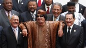 Muammar Gaddafi sentencia corte