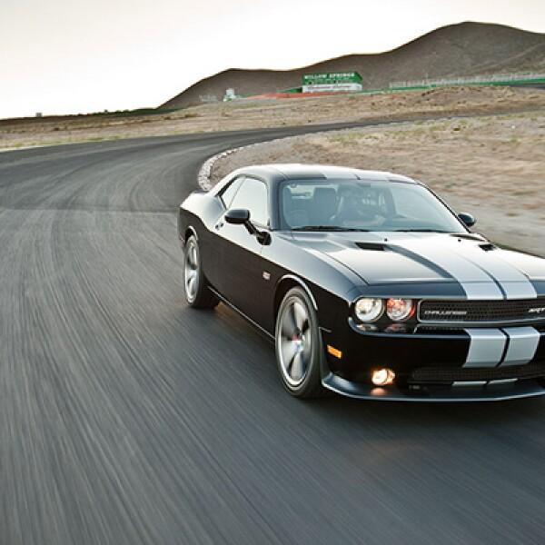 Del vehículo Dodge se vendieron 427 unidades, 51.4% más que en 2012.