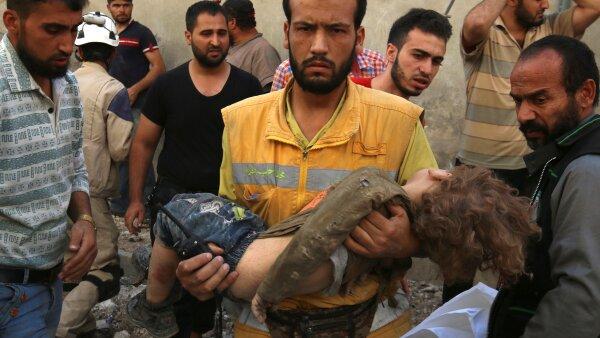 Crisis en Aleppo