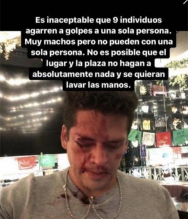 Instagram de Eduardo Capetillo Jr.