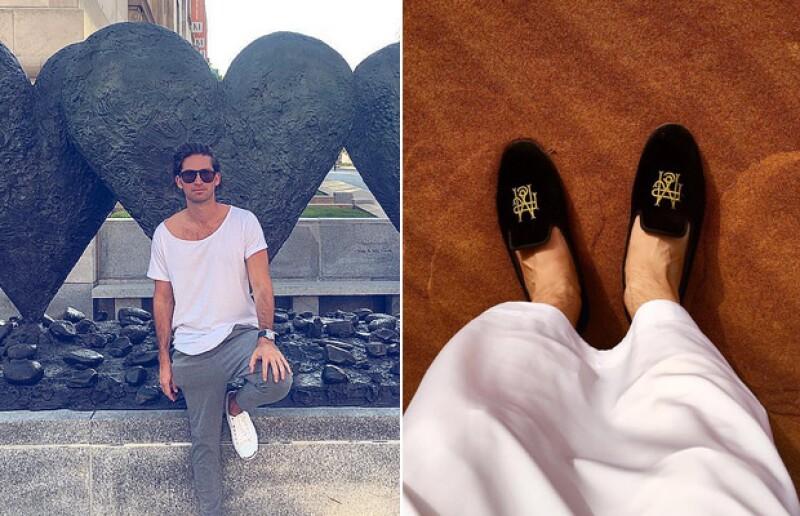 Hernán Junco se ha convertido en un empresario exitoso gracias a su marca Romero + McPaul.
