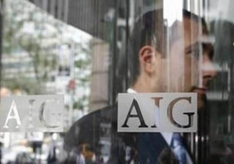AIG reportó ganancias en el segundo trimestre del año.  (Foto: Reuters)
