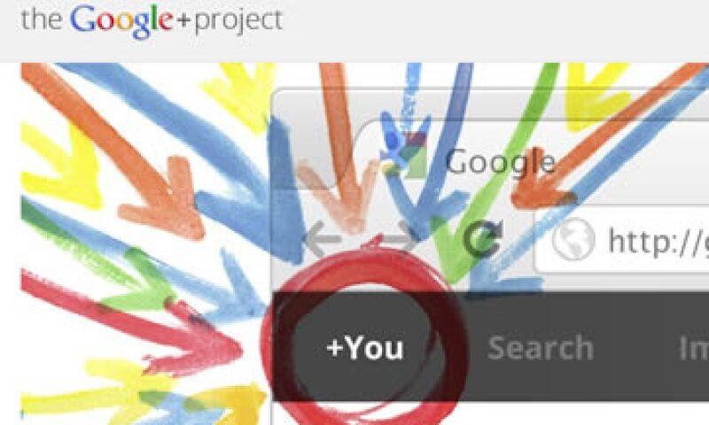 Hasta el momento Google+ se mantiene en fase de prueba privada. (Foto: Cortesía Google)